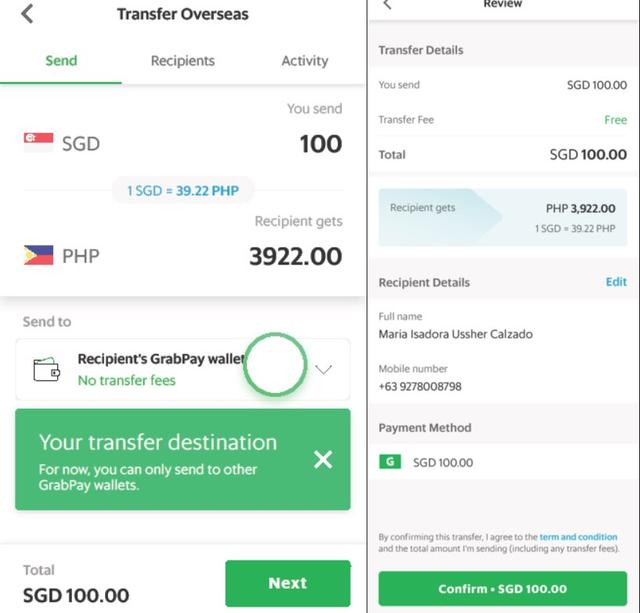 Grab ra mắt dịch vụ chuyển tiền xuyên biên giới ở Đông Nam Á - Ảnh 1.