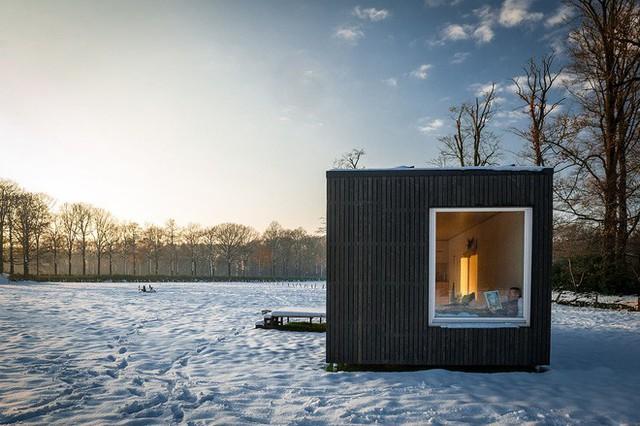 Cuộc sống mơ ước: Được tự do, tự tại với thiên nhiên chỉ với một ngôi nhà nhỏ gọn - Ảnh 1.