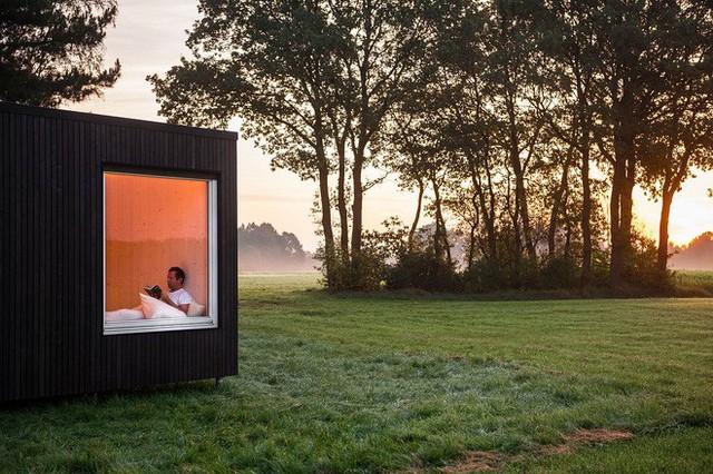 Cuộc sống mơ ước: Được tự do, tự tại với thiên nhiên chỉ với một ngôi nhà nhỏ gọn - Ảnh 2.