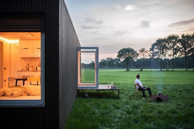 Cuộc sống mơ ước: Được tự do, tự tại với thiên nhiên chỉ với một ngôi nhà nhỏ gọn - Ảnh 3.