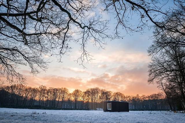 Cuộc sống mơ ước: Được tự do, tự tại với thiên nhiên chỉ với một ngôi nhà nhỏ gọn - Ảnh 9.