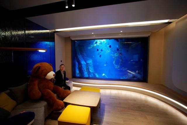 """Kinh ngạc khách sạn ngầm """"chọc đất"""" Thứ nhất địa cầu ở Trung Quốc - Ảnh 2."""