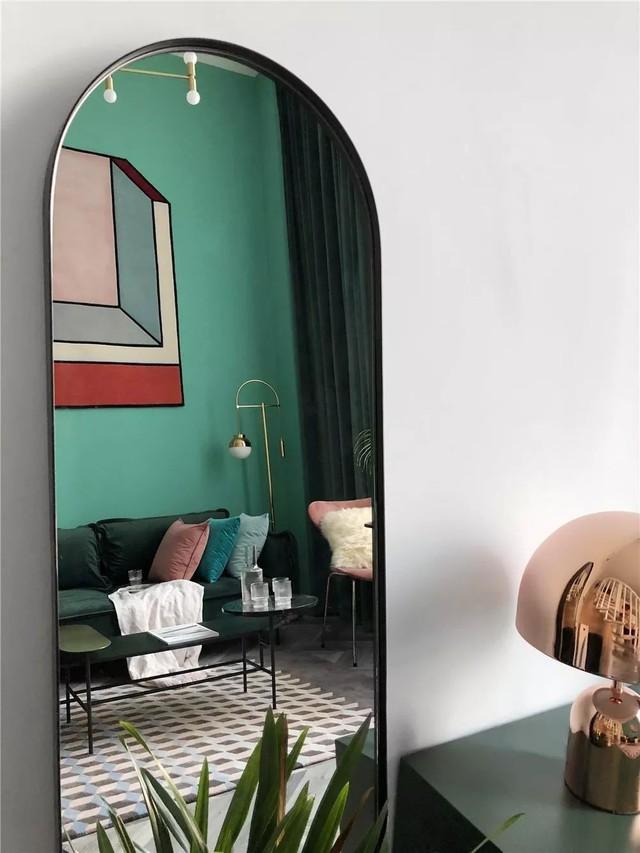 Muốn hưởng thụ cuộc sống tự lập, cô gái 18 tuổi tự tay thiết kế căn hộ rộng 36m² chất lừ - Ảnh 14.