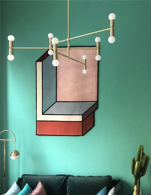Muốn hưởng thụ cuộc sống tự lập, cô gái 18 tuổi tự tay thiết kế căn hộ rộng 36m² chất lừ - Ảnh 9.