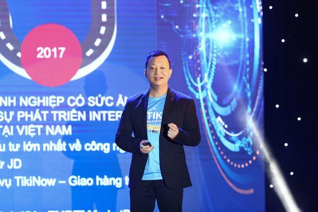 CEO Tiki: Điều tưởng đơn giản nhưng cũng là sai lầm lớn nhất của 1 số startup là chọn phân khúc quá nhỏ - Ảnh 1.