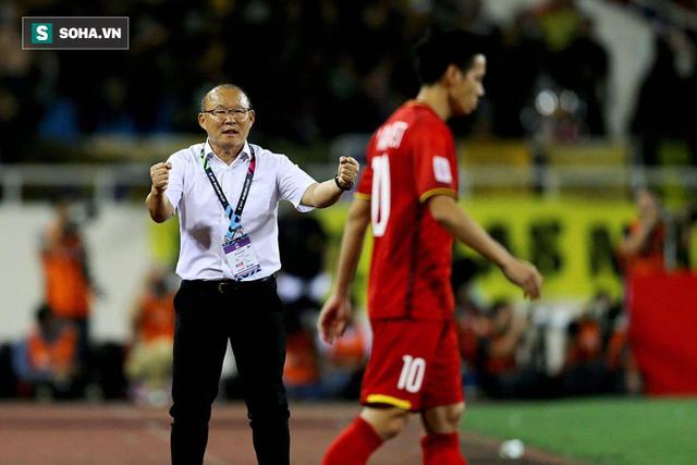 BLV Quang Huy: Cách chơi của ông Park có thể ít thăng hoa, xúc cảm nhưng là tốt nhất - Ảnh 1.