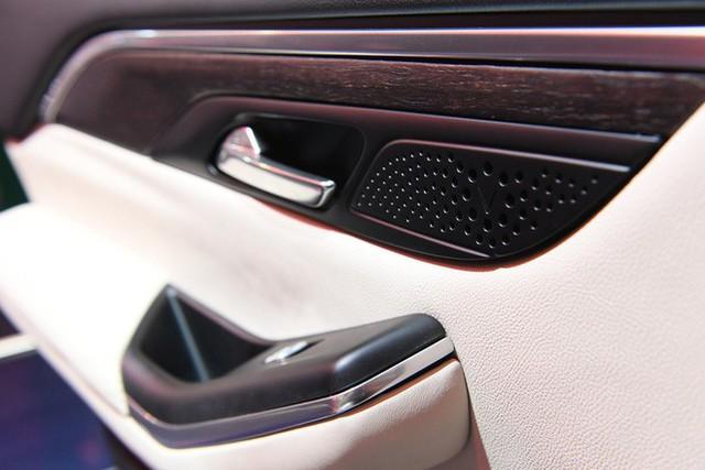 SUV VinFast Lux SA2.0 trình diện khách hàng Việt, giá từ 1,136 tỷ đồng - Ảnh 2.