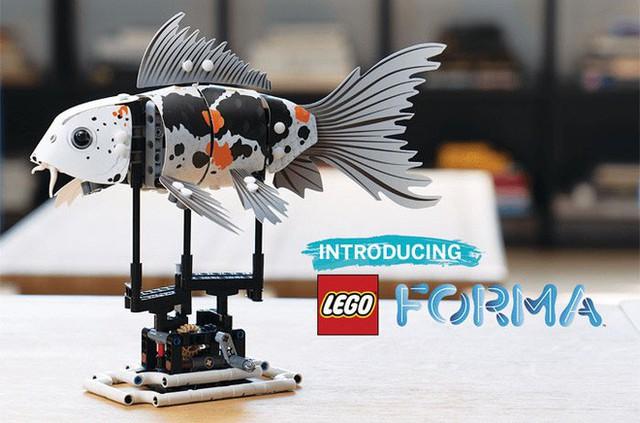 Cuối cùng thì LEGO đã chịu làm đồ chơi dành cho người lớn - Ảnh 1.