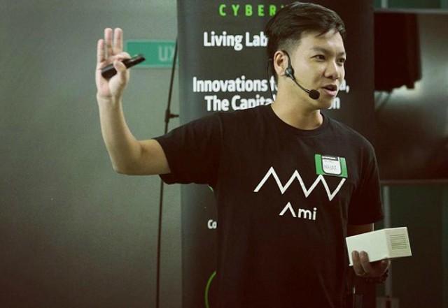 CEO Ami: Khởi nghiệp như tàu lửa siêu tốc vậy, khi lên khi xuống, khi vui khi buồn, mà buồn bao giờ cũng nhiều hơn vui - Ảnh 2.