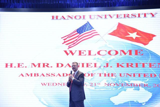 Đại sứ Daniel Kritenbrink: Mỹ đang đầu tư vào sự thành công của Việt Nam - Ảnh 1.