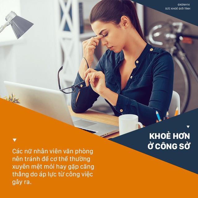 Dân văn phòng dễ bị rối loạn nội tiết chỉ vì hay mắc phải 5 thói quen này - Ảnh 3.
