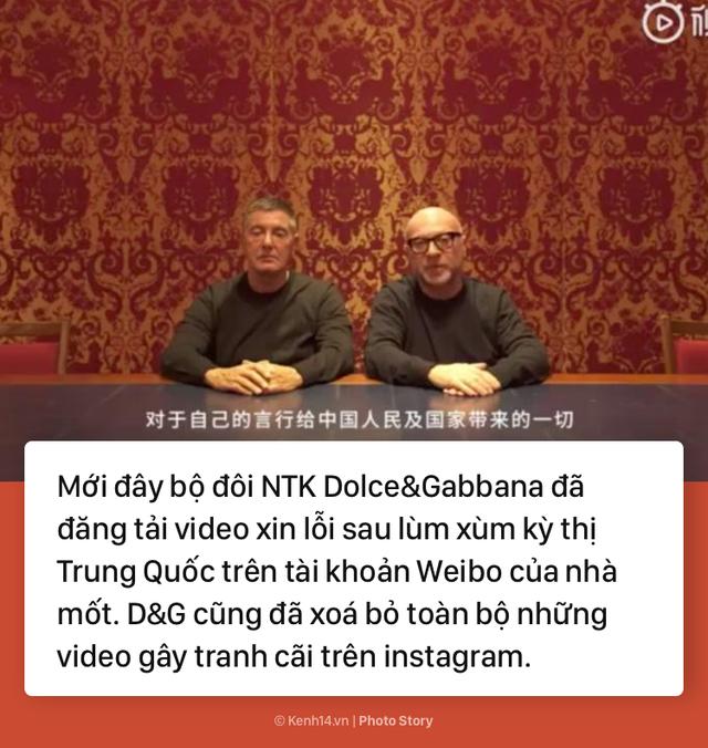 Toàn cảnh scandal khiến nhà mốt lừng lẫy Dolce&Gabbana bị tẩy chay ở Trung Quốc - Ảnh 1.