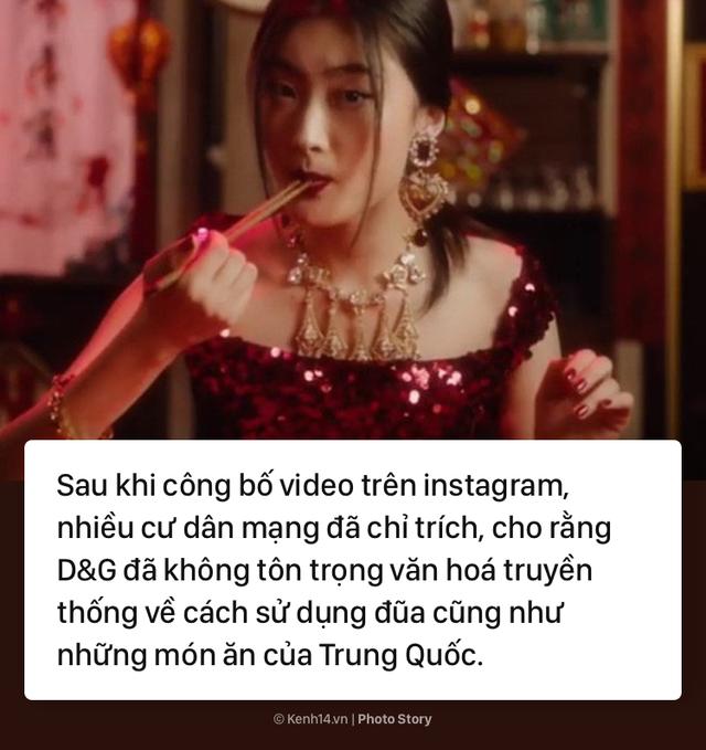 Toàn cảnh scandal khiến nhà mốt lừng lẫy Dolce&Gabbana bị tẩy chay ở Trung Quốc - Ảnh 3.