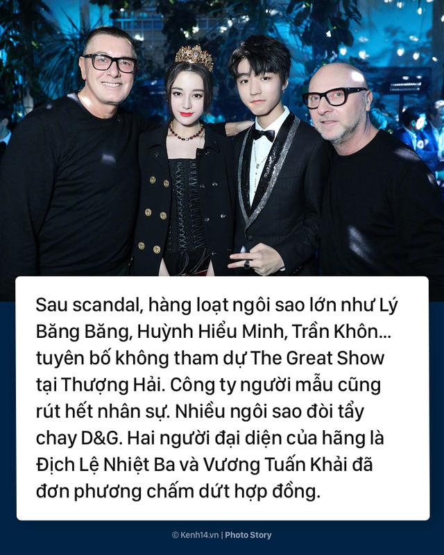 Toàn cảnh scandal khiến nhà mốt lừng lẫy Dolce&Gabbana bị tẩy chay ở Trung Quốc - Ảnh 6.