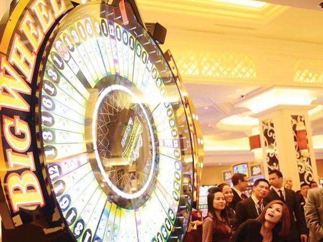 Casino đầu tiên cho người Việt vào chơi: Cú nhảy đầu tiên của casino - Ảnh 1.