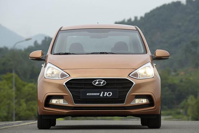 """Thêm VinFast Fadil, phân khúc xe giá rẻ càng ngày càng phát triển thành """"chật hẹp"""" - Ảnh 1."""