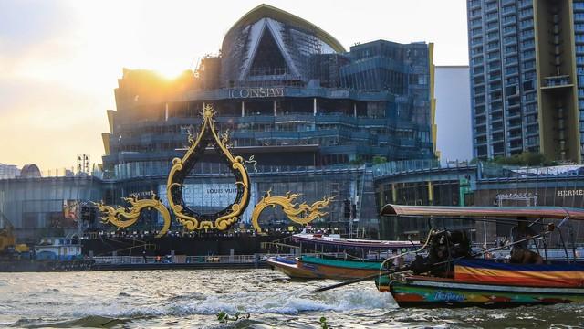 Trung tâm thương mại 1,6 tỷ USD ở Bangkok: Kiệt tác hay sự lãng phí? - Ảnh 1.