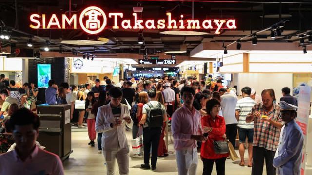 Trung tâm thương mại 1,6 tỷ USD ở Bangkok: Kiệt tác hay sự lãng phí? - Ảnh 2.