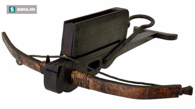 Bắn 15 mũi tên trong 10 giây: Đây là vũ khí đáng sợ do Gia Cát Lượng phát minh - Ảnh 4.