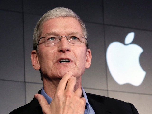 Tại sao tài sản của Tim Cook lại ít hơn rất nhiều so có của CEO Facebook và CEO Google? - Ảnh 1.