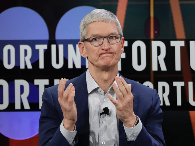 Tại sao tài sản của Tim Cook lại ít hơn rất nhiều so có của CEO Facebook và CEO Google? - Ảnh 6.