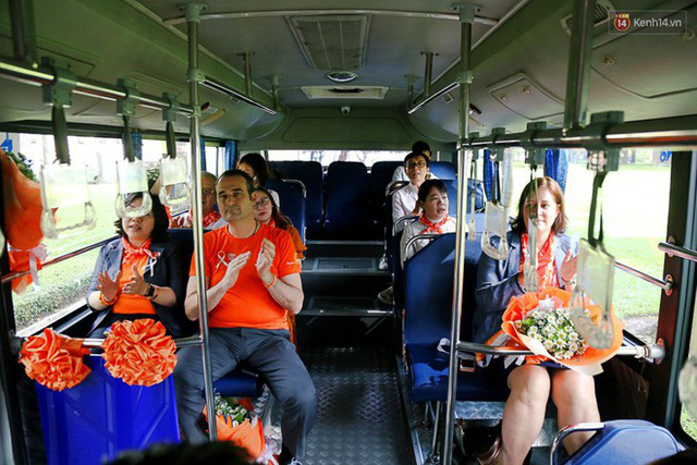 26 xe buýt ở Sài Gòn được lắp nhiều camera, loa cảnh báo để ngăn chặn quấy rối tình dục - Ảnh 3.