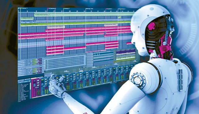 Trí tuệ nhân tạo đang thay đổi âm nhạc thế giới? - Ảnh 1.