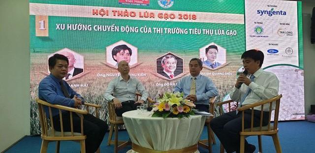 Gạo Việt Nam nhận diện thử thách trong giai đoạn mới - Ảnh 1.