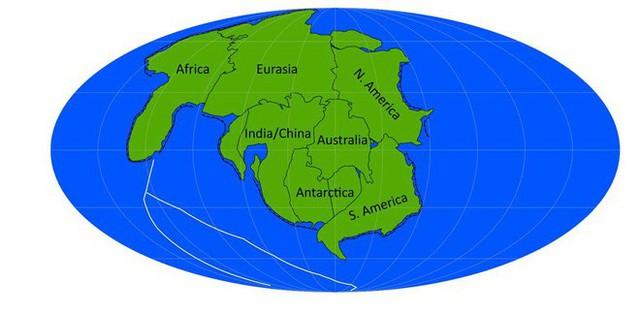 Trong tương lai, Trái Đất sẽ chỉ có một Đại Lục địa duy nhất. Đây là 4 khả năng có thể xảy ra - Ảnh 1.