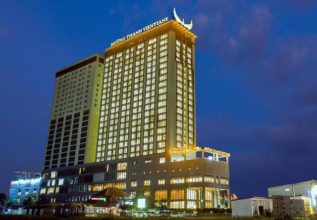 Cận cảnh khách sạn 5 sao Xuân Trường và các đồng đội sẽ ở tại Lào - Ảnh 1.