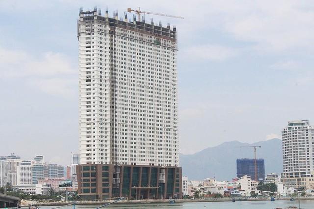 Nha Trang đề nghị tạm dừng xây khách sạn cao tầng - Ảnh 2.