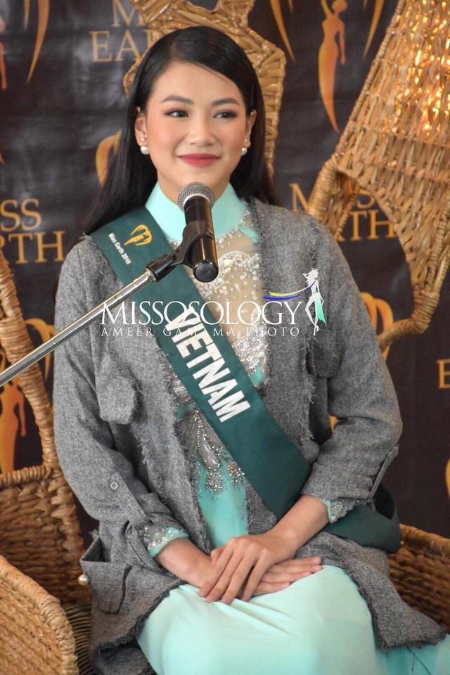 Hành trình của Phương Khánh tại Miss Earth 2018: Bội thu huy chương trước khi đăng quang Hoa hậu - Ảnh 8.