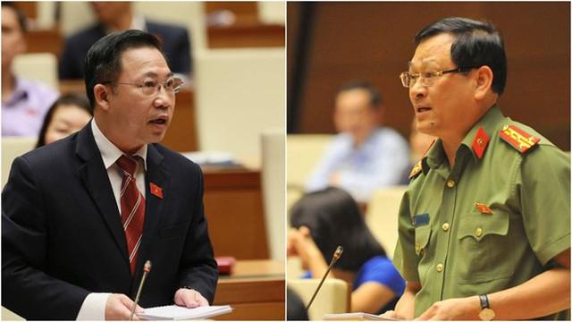 ĐBQH Lưu Bình Nhưỡng viết Facebook lý giải thêm thông tin làm lực lượng công an dậy sóng - Ảnh 1.