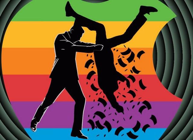 Bloomberg: Apple đã trở thành tay buôn dịch vụ chính hiệu - Ảnh 3.