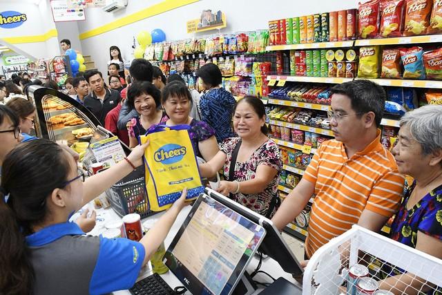 """Thị trường bán lẻ Việt Nam trở thành môi trường """"màu mỡ"""" thu hút các nhà đầu tư nước ngoài - Ảnh 1."""