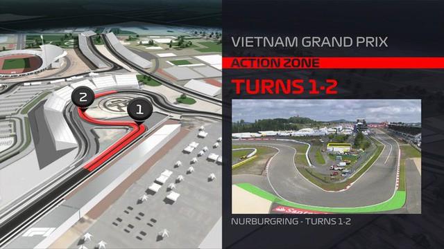 Đường đua F1 Hà Nội: Tinh túy hội tụ từ những đường đua danh tiếng trên toàn thế giới - Ảnh 1.
