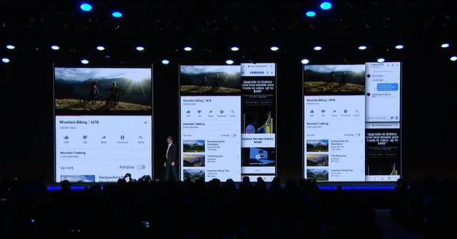 Đây là chiếc smartphone màn hình gập của Samsung - Ảnh 2.