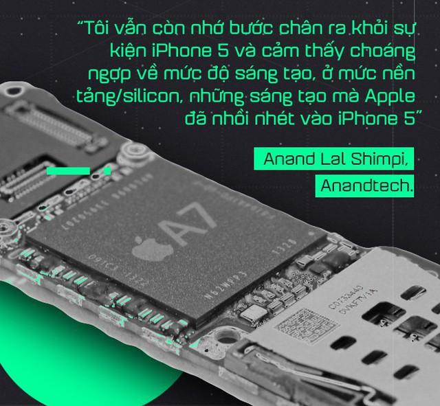 Vì sao chip iPhone luôn đè bẹp cả làng Android? Bạn có tin lý do lớn nhất chính là tiền? - Ảnh 10.
