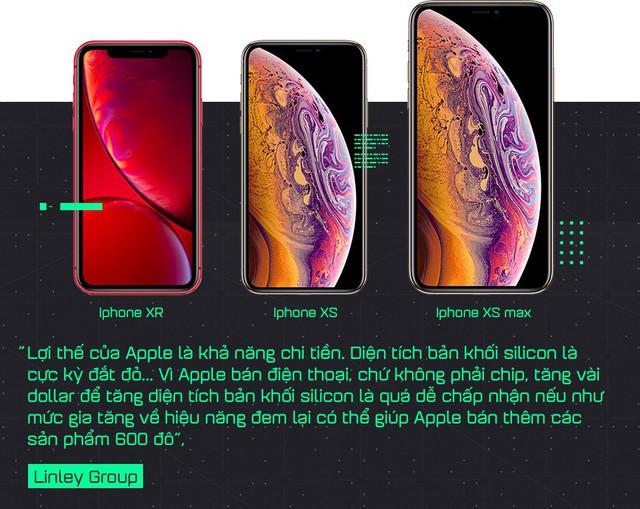 Vì sao chip iPhone luôn đè bẹp cả làng Android? Bạn có tin lý do lớn nhất chính là tiền? - Ảnh 13.