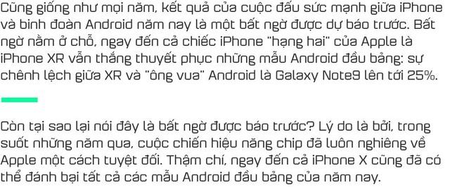 Vì sao chip iPhone luôn đè bẹp cả làng Android? Bạn có tin lý do lớn nhất chính là tiền? - Ảnh 1.