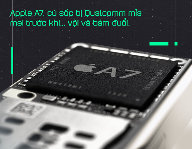 Vì sao chip iPhone luôn đè bẹp cả làng Android? Bạn có tin lý do lớn nhất chính là tiền? - Ảnh 3.