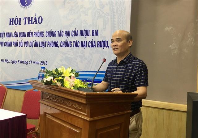 Người Việt chi 100.000 tỷ đồng để uống bia mỗi năm - Ảnh 1.