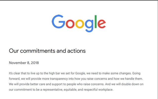 CEO Sundar Pichai đang hạn chế văn hóa tiệc tùng và nhậu nhẹt tại Google sau cuộc biểu tình - Ảnh 1.
