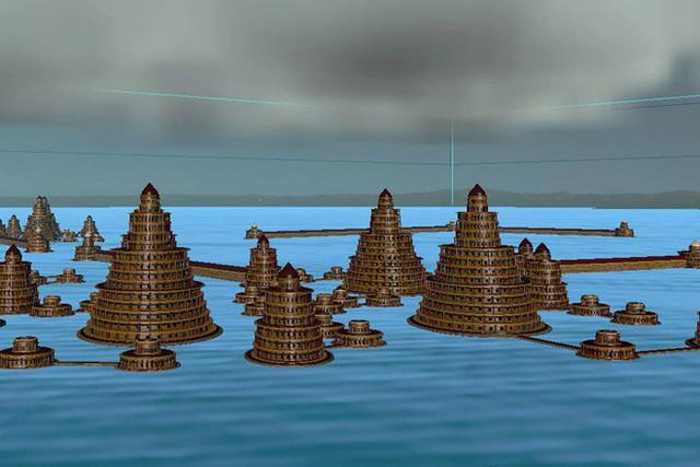 Một công ty tìm kiếm công nghệ cao tuyên bố đã phát hiện ra thành phố huyền thoại Atlantis - Ảnh 1.