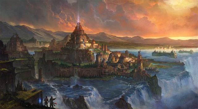 Một công ty tìm kiếm công nghệ cao tuyên bố đã phát hiện ra thành phố huyền thoại Atlantis - Ảnh 2.