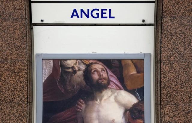Khoảnh khắc trùng hợp thú vị trong tác phẩm của bậc thầy ảnh ảo giác - Ảnh 8.