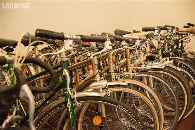 BST khủng dòng xe đạp mỗi chiếc đắt ngang một căn nhà mặt phố Hàng Đào - Ảnh 2.