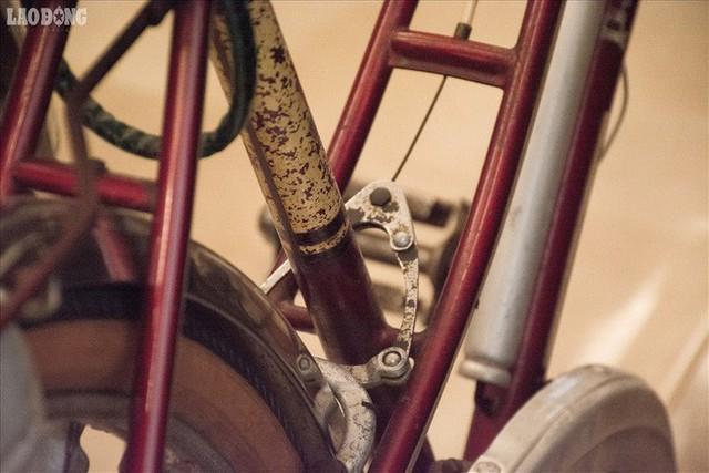 BST khủng dòng xe đạp mỗi chiếc đắt ngang một căn nhà mặt phố Hàng Đào - Ảnh 6.