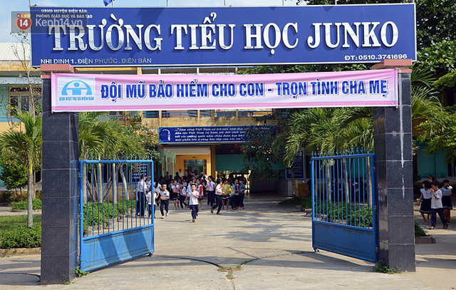 Về Quảng Nam nghe chuyện cảm động về một ngôi trường mang tên người con gái Nhật: Được xây theo di nguyện cuối cùng của Junko - Ảnh 1.