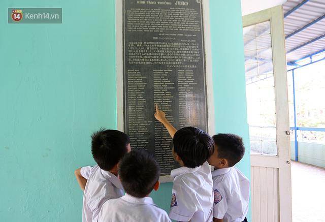 Về Quảng Nam nghe chuyện cảm động về một ngôi trường mang tên người con gái Nhật: Được xây theo di nguyện cuối cùng của Junko - Ảnh 12.